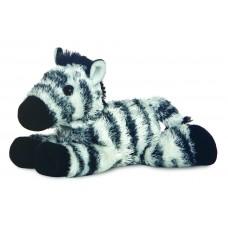 Mini Flopsie - Zany Zebra 8In