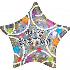 32IC:HAPPY BIRTHDAY STARS