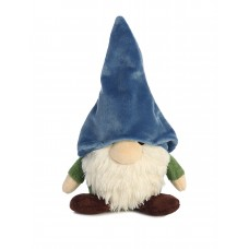 Gnome W/Blue Hat&Green Shirt 7.5In