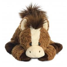 Tushies Prancer Horse 11In