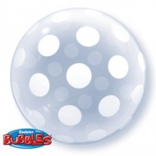Big Polka Dots Bubble