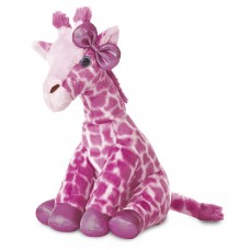 Destination Nation - Pink Giraffe 12In