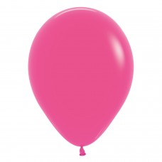 BALL:12in Fuchsia 50pk