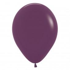 BALL:12in Fash Burgundy 50pk