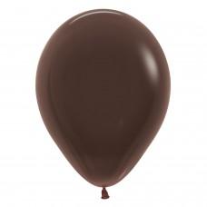 BALL:12in Fash Chocolate 50pk