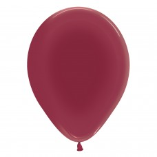 BALL:12in Cryst Burgundy 50pk