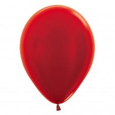 BALL:12in Met Red 50pk