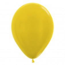 BALL:12in Met Yellow 50pk