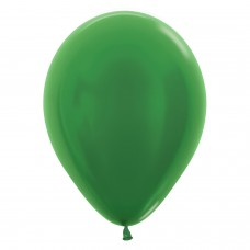 BALL:12in Met Green 50pk