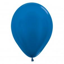 BALL:12in Met Blue 50pk