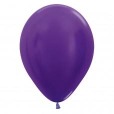 BALL:12in Met Violet 50pk