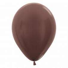 BALL:12in Met Chocolate 50pk