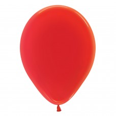 BALL: 5in Crystal Red 100pk