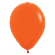 BALL:12in Fash Orange 25pk