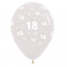 BALL:18th FLWRS CLEAR