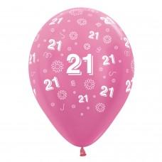 BALL:21st FLWRS PINK MIX