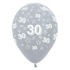 BALL:30th STARS GLD/BLK/SLVR
