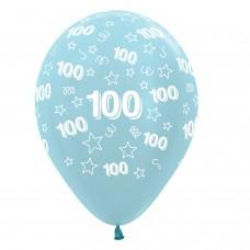 BALL:100th STARS BLUE MIX