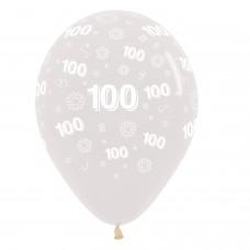 BALL:100th FLWRS CLEAR