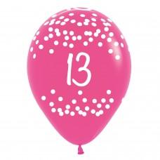 BALL:13th DOTS TROP MIX