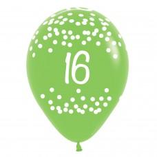 BALL:16th DOTS TROP MIX