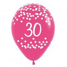 BALL:30th DOTS TROP MIX