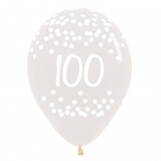BALL:100th DOTS CLEAR