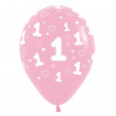 BALL:1st BDAY GIRL