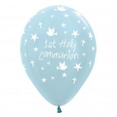 BALL:COMMUNION BLUE 25pk 11