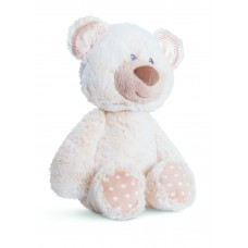 Huggie Babies Bear Beige 11.5In