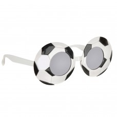 GLASSES SOCCER BALL