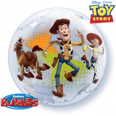 22 INCH SINGLE BUBBLE TOY STORY