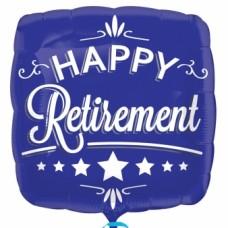 SD-SQ:Happy Retirement Blue