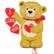 S/SHAPE:Love Bear Hearts