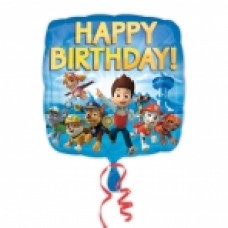 SD-SQ:Paw Patrol Happy Bday