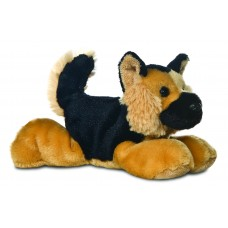 Mini Flopsie - Shep German Shepherd 8In