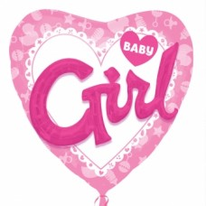 Multi-Ball:Celebrate Baby Girl