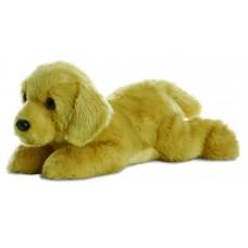 Flopsie - Goldie Labrador 12In