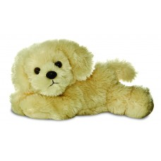 Mini Flopsie - Bailie Golden Retriever 8In