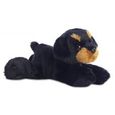 Mini Flopsie - Raina Rottweiler 8In