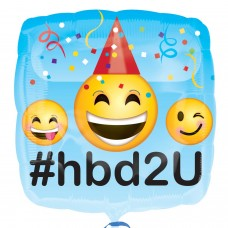 SD-SQ:Emoji HBD