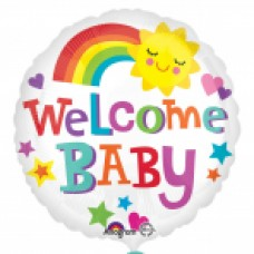 SD-C:Welcome Baby Bright & Bold