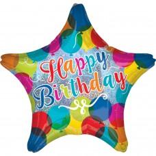 SD-S:HBD Sparkle Balloons