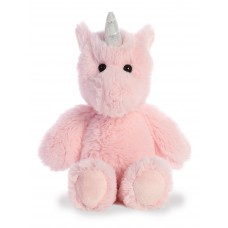 Cuddly Friends Unicorn Pink 8In