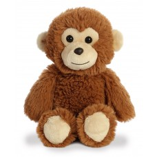 Cuddly Friends Monkey 8In