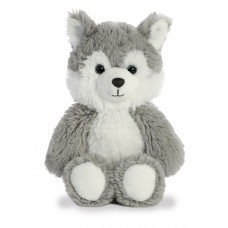 Cuddly Friends Husky Dog 8In