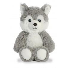 Cuddly Friends Husky Dog 8In