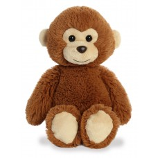 Cuddly Friends Monkey 12In