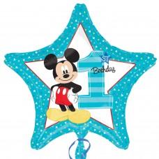 SD-S:Mickey 1st Birthday (Non Message)