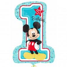 S/Shape:Mickey 1st Birthday